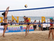 Can Tho ready for Asian Women's Beach Volleyball championships