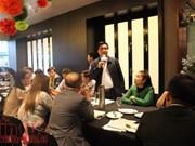Hoa Binh businesses look for opportunities in Australia