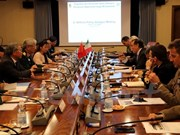 Vietnam, Italy hold second defence policy dialogue