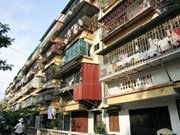Only 14 of 1,516 old buildings in Hanoi renovated