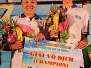 Kazakhstan named women's beach volleyball champions