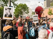 March in France seeks support for Vietnamese AO victims