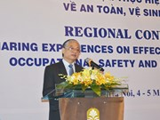 Experts share experience in enforcing labour safety regulations