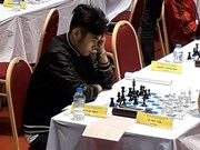 Vietnam's grandmaster secures gold at Asian junior chess meet