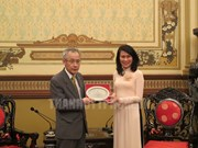 HCM City, Japanese firm boost training cooperation