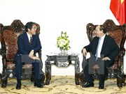 PM meets Japanese Ambassador to prepare for Japan visit