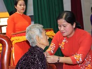 "Binh Phuoc: 18 women awarded ""Heroic Vietnamese Mother"" title"