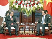 President: Vietnam considers Japan as leading partner