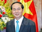 President Tran Dai Quang to pay State visit to China