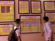 Hoang Sa – Truong Sa exhibition comes to Hoa Binh