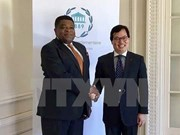 Vietnam Mission to Geneva contributes to IPU symposium preparations