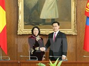 Vice President, Mongolian PM discuss reinforcing ties