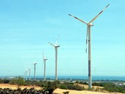 Germany helps Vietnam expand wind power development