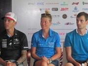 Australian, Hungarian win Ironman 70.3 Vietnam