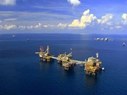 Vietsovpetro inaugurates Tho Trang 03 oil rig