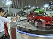 Automobile sales slump in April