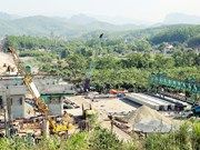 Ha Long-Van Don expressway expected to be operational in December