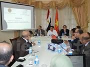 Seminar talks prospect of Vietnam-Egypt ties in Cairo