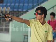 Vietnamese marksmen win gold in regional champs