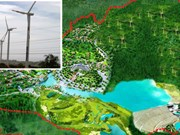 Quang Tri speeds up Huong Linh 2 wind power project