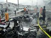 Thai army hunts supermarket-bombing suspects