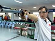 Olympian Hoang Xuan Vinh wins regional shooting champs