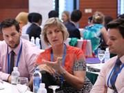 APEC SOM 2 continues discussing women's role, HR development