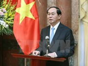 Partnership intensification matches VN-China's basic interests