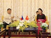 Vietnam strengthens ties with Philippine, Timor Leste parliaments