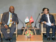 Vietnamese, Fijian legislatures urged to boost ties