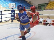 Vietnam's Muaythai fighters win two gold medals at world champs