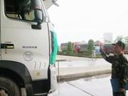 International seminar spotlights cross-border road transport