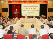 Party chief meets with Hanoi voters