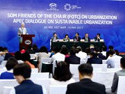 APEC moves to boost sustainable urbanisation