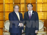 President holds bilateral meetings on fringes of Belt and Road Forum