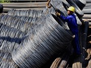 Steel industry sees slowdown