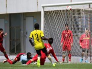 U20 Vietnam tie Vanuatu in RoK friendly