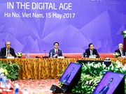 APEC discusses human resources development in digital age