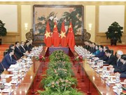 Vietnam, China cement ties through President's visit