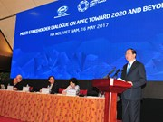 President: APEC needs to continue commitment to open markets