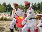 Cambodia repatriates remains of Vietnamese voluntary soldiers