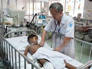 HCM City doctors raise fund to support Cambodian child