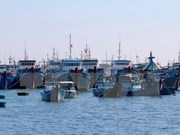 Khanh Hoa province supports offshore fishing activities