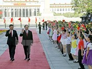 President Tran Dai Quang concludes State visit to China