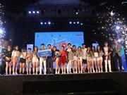 K-pop fest winners bound for RoK