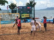Vietnam to participate in beach handball championship