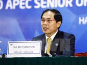 APEC 2017 SOM 2 concludes with fruitful outcomes