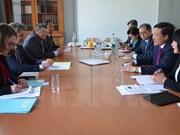 Vietnam, France exchange judicial experience