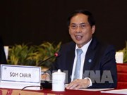 APEC SOM Chairman urges joint efforts to shape APEC's future
