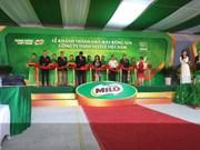 Nestlé opens new factory in Hung Yen
